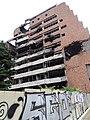 Building Damaged by NATO Planes in 1999 Kosovo War - Belgrade - Serbia - 02 (15616877227).jpg