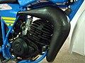 Bultaco Pursang 125cc 1979 prototype engine.JPG