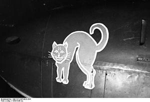 Jagdgeschwader 51 - Emblem of 8./JG 51