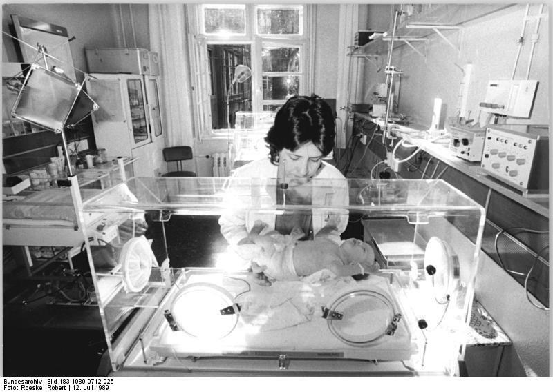Neonatal intensive care unit - Howling Pixel