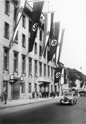 German–Soviet Credit Agreement (1939) - Berlin Reich Chancellery