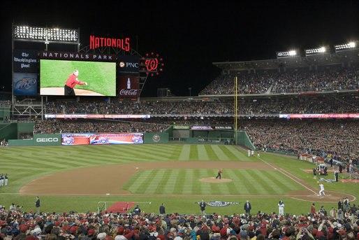 Bush Nationals season open