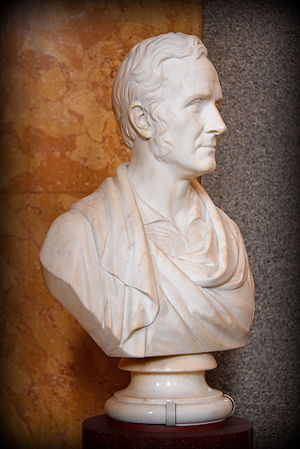 Robert Smirke (architect) - Image: Bust of Sir Robert Smirke, British Museum