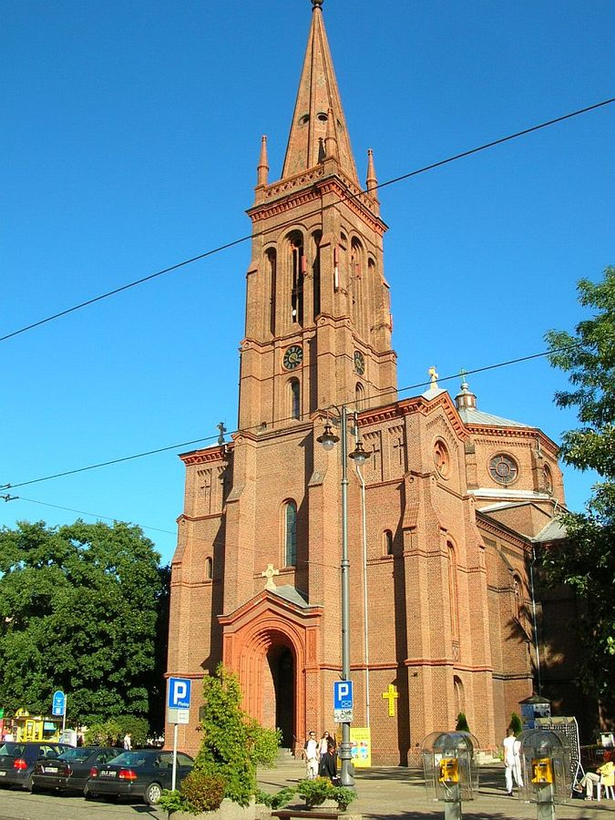 St Peter's and St Paul's Church, Bydgoszcz