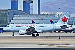 C-GAQX Air Canada 1997 Airbus 319-114 c-n 269 (13091836435).jpg