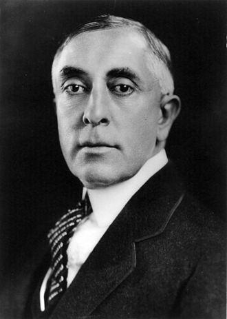 C. Bascom Slemp - C. Bascom Slemp in 1924