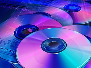 Polycarbonate - CDs and DVDs