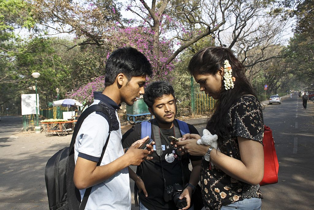 CISA2KTTT17 - Participants during Field Trip at Cubbon Park 03