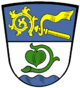 Coat of arms of Unterhaching