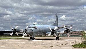 Reconnaissance aircraft - RCAF CP-140A Arcturus reconnaissance aircraft