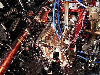 Centre for Quantum Technologies - Quantum Matter Setup at The Centre for Quantum Technologies