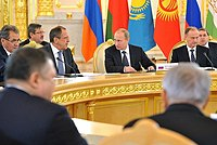 CSTO Collective Security Council meeting Kremlin, Moscow 2012-12-19 09.jpeg