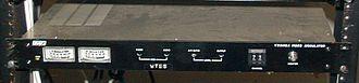 Cable television headend - Agile channel modulator