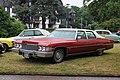 Cadillac Fleetwood Brougham, Bauzeit 1973-74, Front (2017-07-01 Sp r).JPG