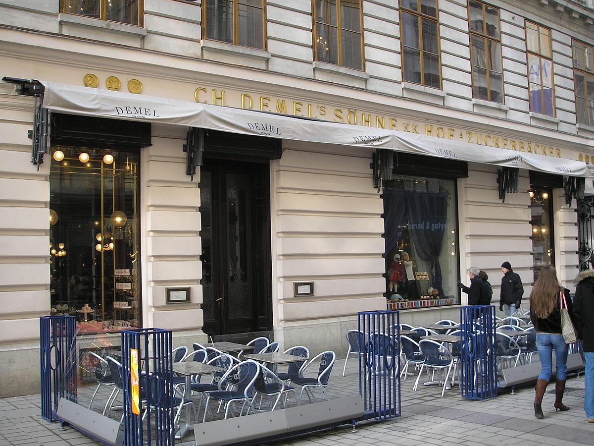 Demel Cafe New York
