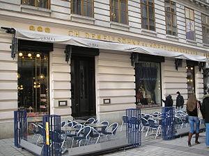 Demel - Demel pastry shop in Vienna