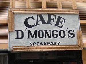 Cafe D'Mongo's Speakeasy - Cafe D'Mongo's Speakeasy (Detroit).