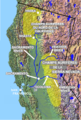 California Gold Rush relief map-fr.png
