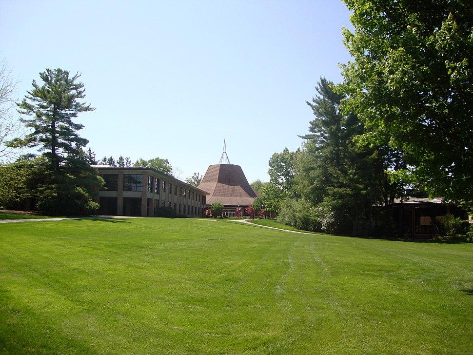 Calvin Chapel
