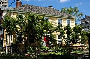 Building at 42 Edward J. Lopez Avenue - Image: Cambridge MA 42 Edward J. Lopez Avenue