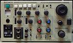 الإستوديو التليفزيونى 150px-Camera_control_unit_COM