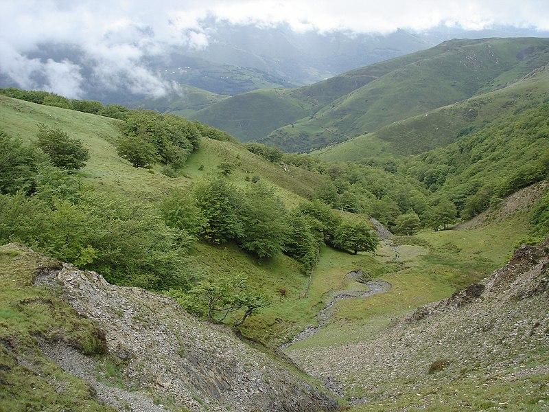 Camino-Pyrenäen