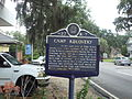 Camp Recovery Historical Marker, Bainbridge.JPG