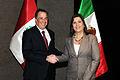 Canciller Eda Rivas se reune con Secretario de Relaciones Exteriores de México (13958831039).jpg