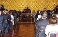 """Canciller Patiño acompaña a Presidente Correa durante condecoración con la """"Orden de San Lorenzo en Grado de Gran Collar"""" a Michelle Bachelet (4691157325).jpg"""