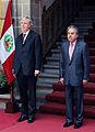 Canciller de Finlandia realiza Visita Oficial al Perú (11936654025).jpg