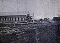 Cannon on Intramuros wall, 1899.jpg