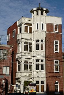 The Canterbury In St Kilda Victoria Is One Of Earliest Surviving Apartment Buildings Australia