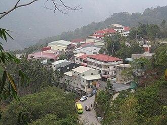 Village (Taiwan) - Caoling Village in Gukeng Township, Yunlin County.