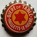 Capsule de bière française Paillette (Seine-Maritime).jpg