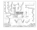 Captain Alexander Marshall House, Auburn-Aureling Road, Auburn, Cayuga County, NY HABS NY,6-AUB.V,2- (sheet 6 of 10).png