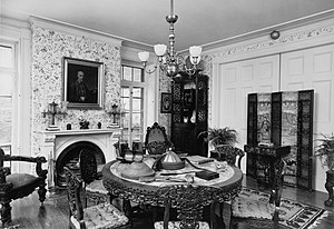 Captain Robert Bennet Forbes House - The parlor