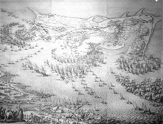 Benjamin, Duke of Soubise - Soubise lost control of the island of Ré following the Siege of Saint-Martin-de-Ré (1625).