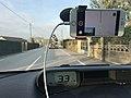 Capture Mapillary sur une route à Meximieux (Ain, France) en novembre 2017.JPG