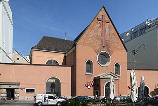 Capuchin Church, Vienna church in Vienna