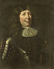 Portrait of Carel Rabenhaupt, Lieutenant-General