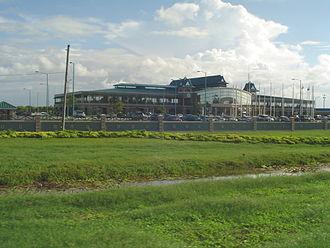 Secretariat of the Caribbean Community - Secretariat of the Caribbean Community Headquarters, New Zealand.