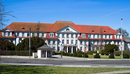 Altes Hauptgebäude des Krankenhauses