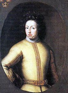 Carl XI of Sweden c 1685 by David Klöcker Ehrenstrahl.jpg
