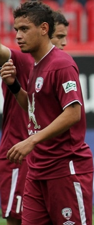 Carlos Eduardo Marques - Carlos Eduardo playing for Rubin Kazan.