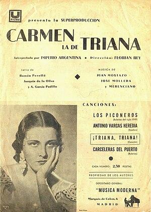 Carmen, la de Triana - Carmen, la de Triana