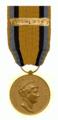 Carola-Medaille in Bronze mit Bandspange Weltkrieg 1914-1916 Sachsen.png