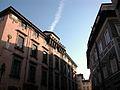 Carrer i edificis de Lucca.JPG