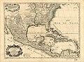 Carte du Mexique et des Etats Unis d'Amérique, partie méridionale. LOC 74690811.jpg