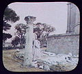Carthage, Father Pierre de Latrie standing amid antiquities LCCN2004707545.jpg