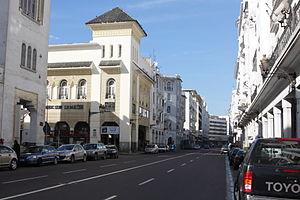 Villa A Tanger Avec Piscine